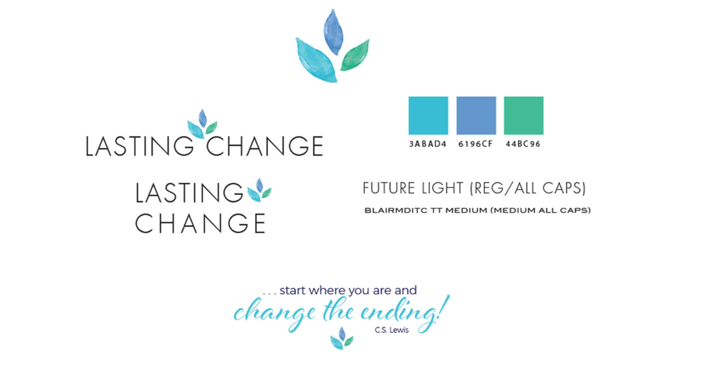 Lasting Change Brand Style Guide