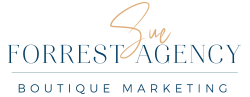 Sue Forrest Agency Logo